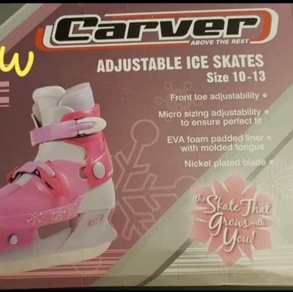 New skates girls